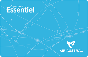 Air Austral carte Capricorne