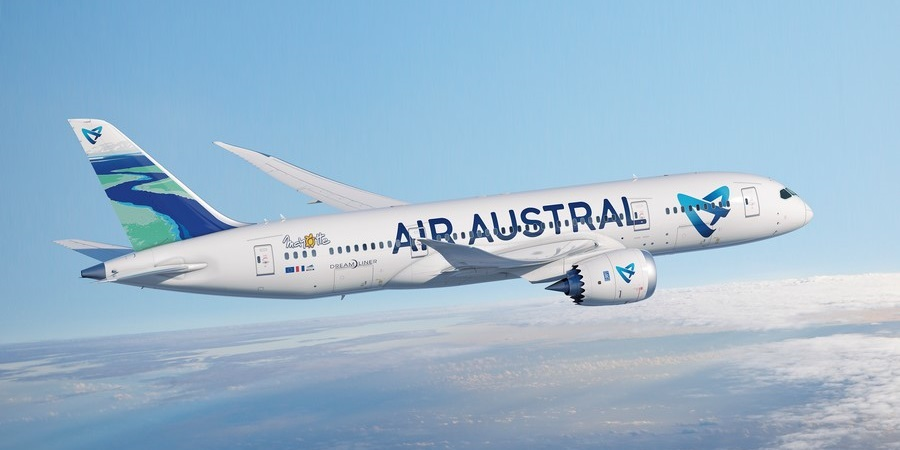 Dreamliner Mayotte Air Austral