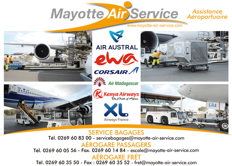 Mayotte Air Service
